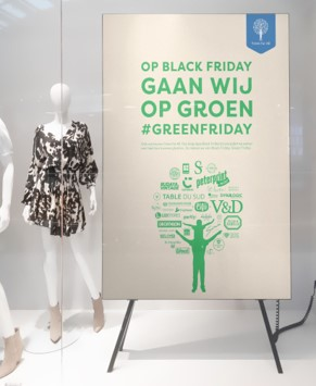 Green Friday poster